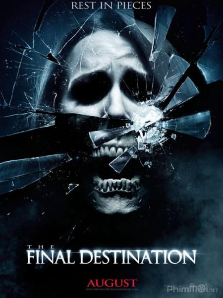 Dich den cuoi cung 4 - Luoi hai tu than 4 - The Final Destination 2009 Vietsub