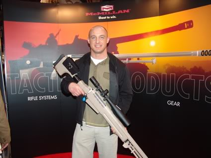 Rob Furlong Best and Deadliest Sniper in the world