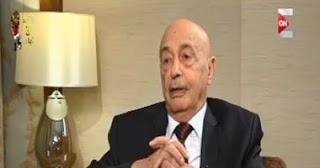 عقب جسات البرلمان العربي    المستشار عقيلة صالح رئيس مجلس النواب الليبي مشاركة السراج وتركيا فى المفاوضات كانتا سببا رئيسيا فى رفضنا التوقيع على اتفاق لوقف اطلاق النار