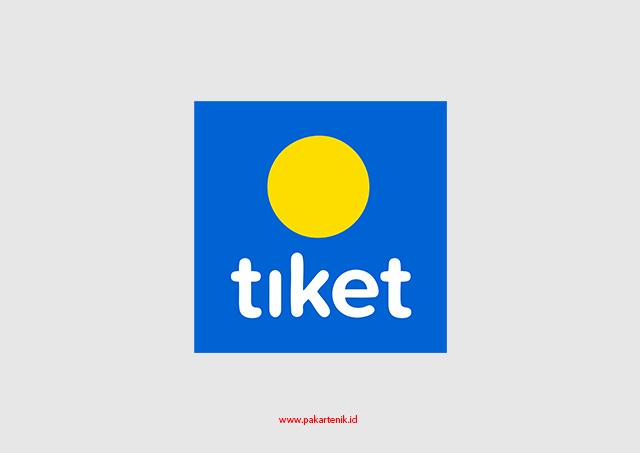 Download Vektor Logo Tiket.com Format CDR dan PNG