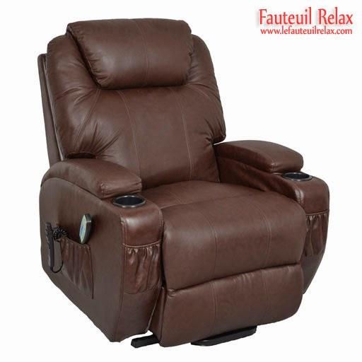 fauteuil releveur relaxant massant fauteuil relax. Black Bedroom Furniture Sets. Home Design Ideas