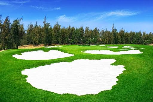 Cát trắng sân golf-2