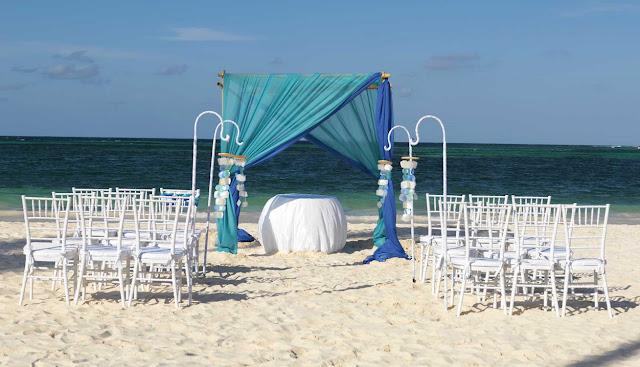 Dominican Republic Wedding Venues Paradisus Punta Cana Resort