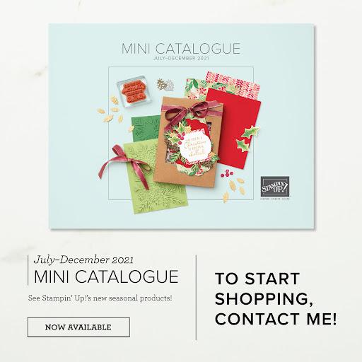 2021 Christmas Mini Catalogue