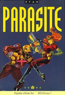 Parasite par Stan tome 1