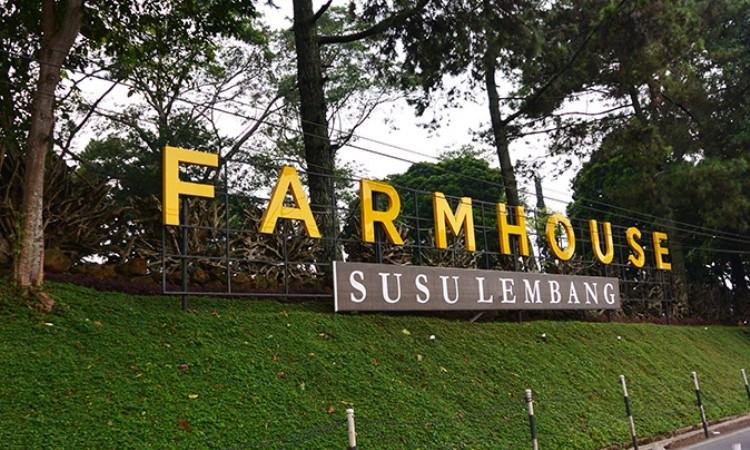 Farm House Lembang, Wisata Asik Bersama Keluarga di Bandung