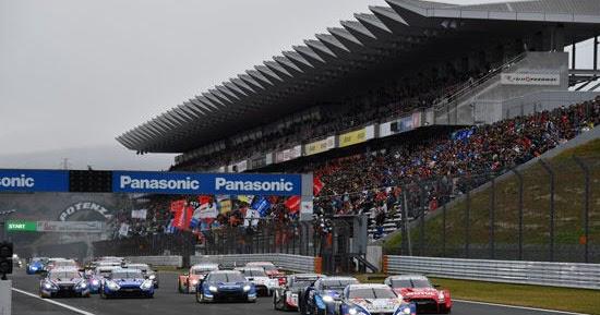 Ergebnis – 1. Lauf, Dream Race, Fuji Speedway