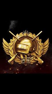 Gambar wallpaper wa logo PUBG keren