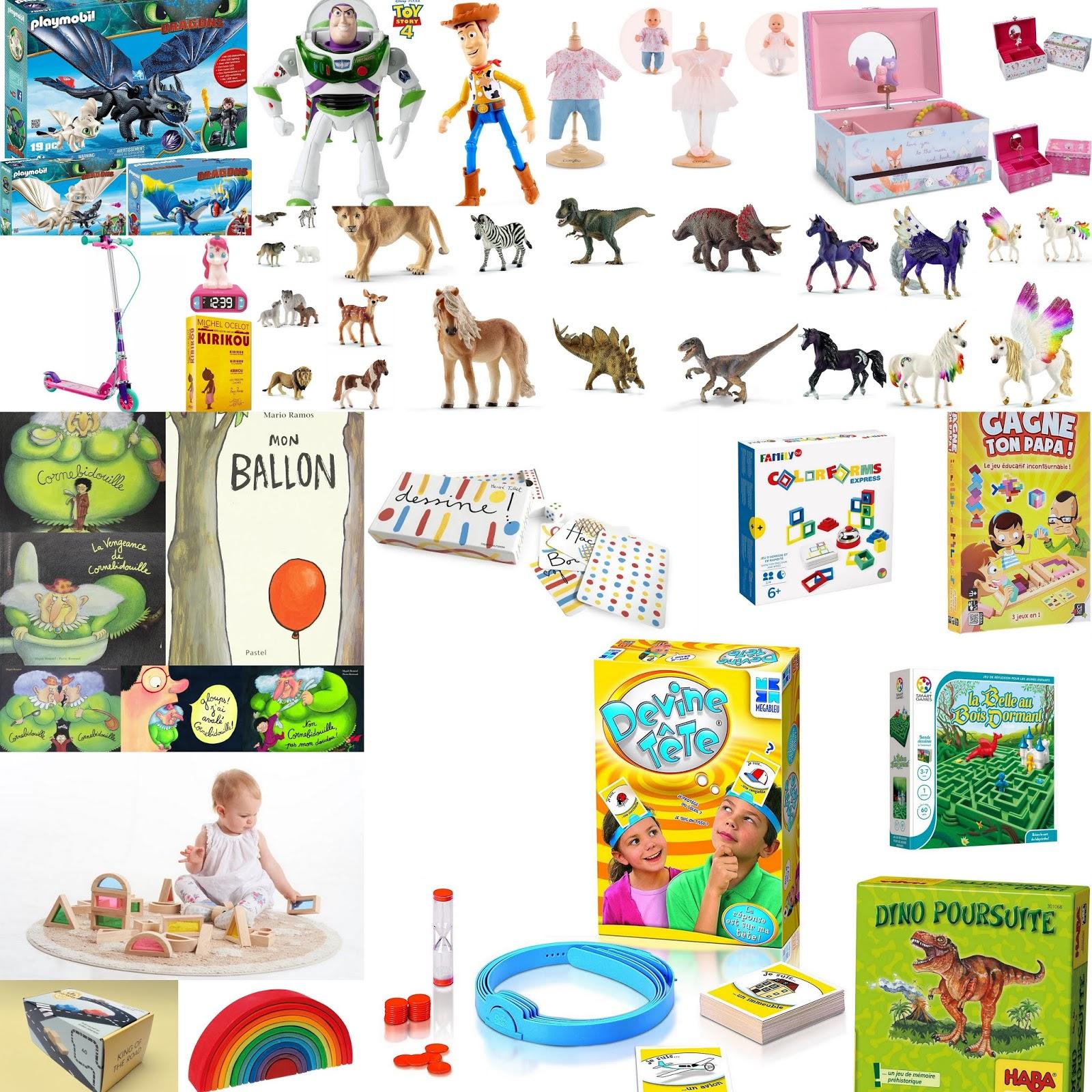 Maaademoiselle A.: || Idées cadeaux pour des petites filles de