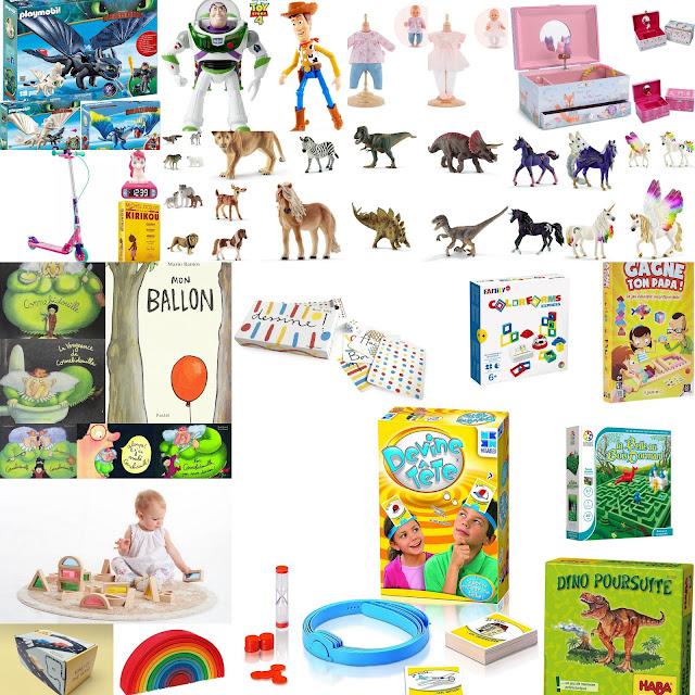 || Idées cadeaux pour des petites filles de presque 4 et 7 ans : Noël et Anniversaire