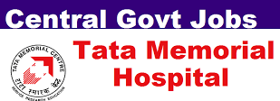 TATA memorial hospital recruitment