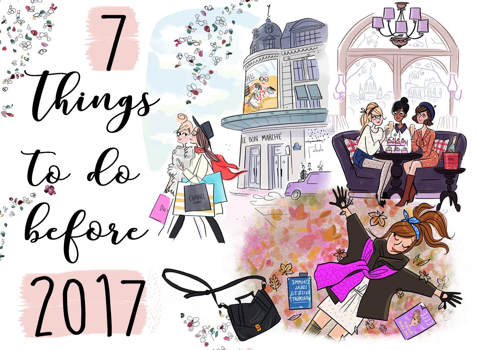 Things To Do Before 2017!