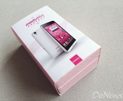 MeituKiss HD harga dan spesifikasi, MeituKiss HD price and specs, images-pictures tech specs of MeituKiss HD