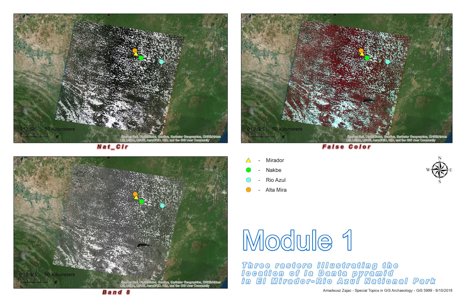 gis 5990 special topics in gis archaeology module 1