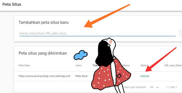 tutorial blog cara submit webmaster tools