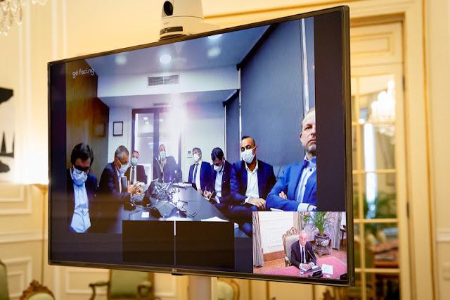 GoFacing é uma das escolhas da Presidência da República por ser das plataformas mais seguras para videoconferência