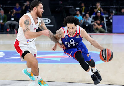 Turkish Airlines Euroleague - Shane Larkin - Anadolu Efes - CSKA Moskova