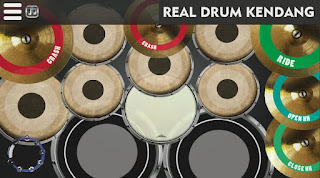 Real Drum Koplo Apk