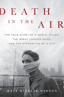 Book cover for Death in the Air