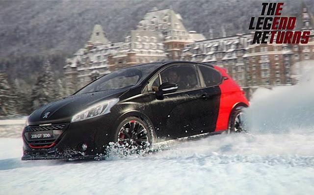 Comercial del Peugeot 208 GTi digno de una película de acción