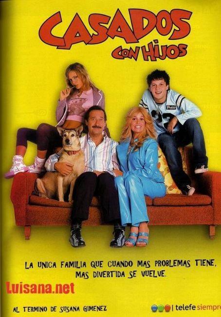 Casados con hijos Serie Completa Latino 720p
