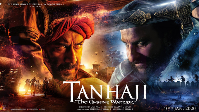 Tanhaji Box Office Collection, Day-Wise | World-Wide Reports Tanaji Box Office