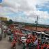 Garis bloqueiam acessos para região norte da capital na Urbana