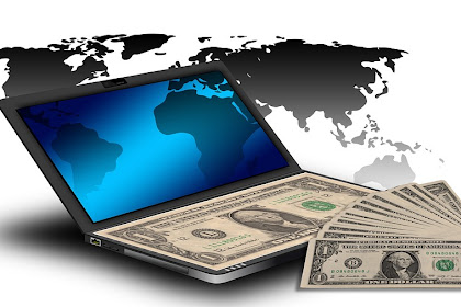 Cara mendapatkan uang dari Internet 2018 dengan mudah untuk pemula