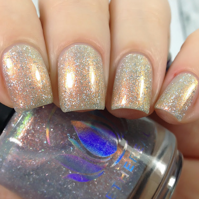 Ethereal Lacquer-Frosted Bauble