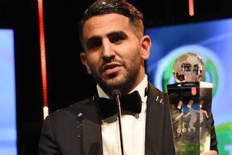 Mahrez wins African Footballer of the Year award