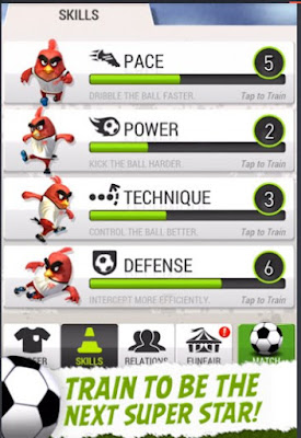 Download Angry Birds Goal Mod APK v0.2.2 Terbaru Unlimited Money