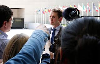 كورتس يكشف عن المخطط الذي ستعتمده النمسا لمواجهة أزمة اللاجئين