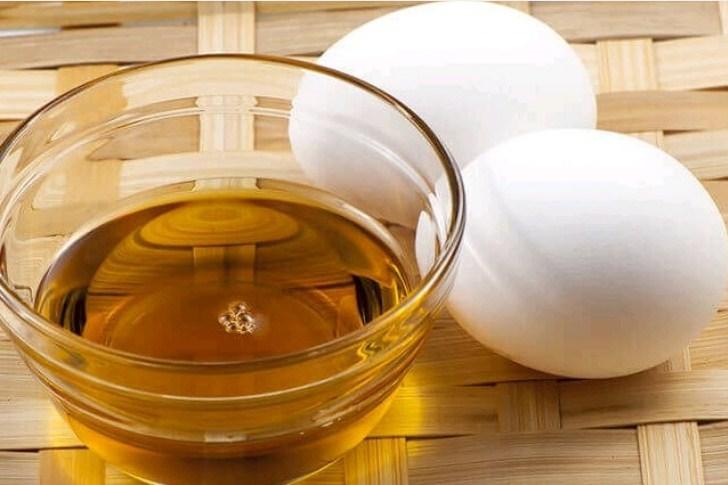 Kandungan protein pada telur untuk regenerasi rambut rusak