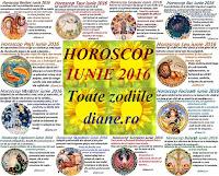 Horoscop iunie 2016