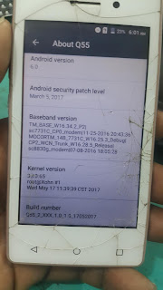 Zelta q55 firmware 100% tested without password