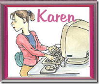 Blog badge | graphic property of and featured on www.BakingInATornado.com | #MyGraphics