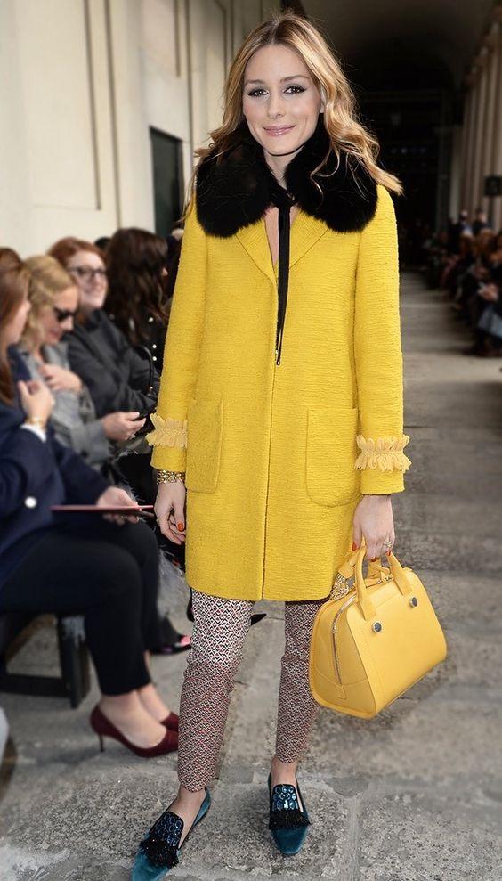 The Olivia Palermo Lookbook Olivia Palermo At Milan Fashion Week