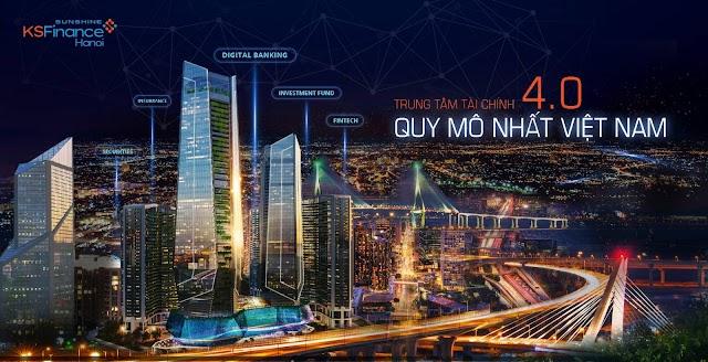 Dự án Sunshine KS Finance Hanoi Ciputra Tower chung cư Tây Hồ Tây Hà Nội
