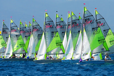 RS Feva World Championships