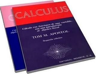 Red|Petro|Ingeniería|Uni|Fip: Cálculo de Tom Apostol volumen