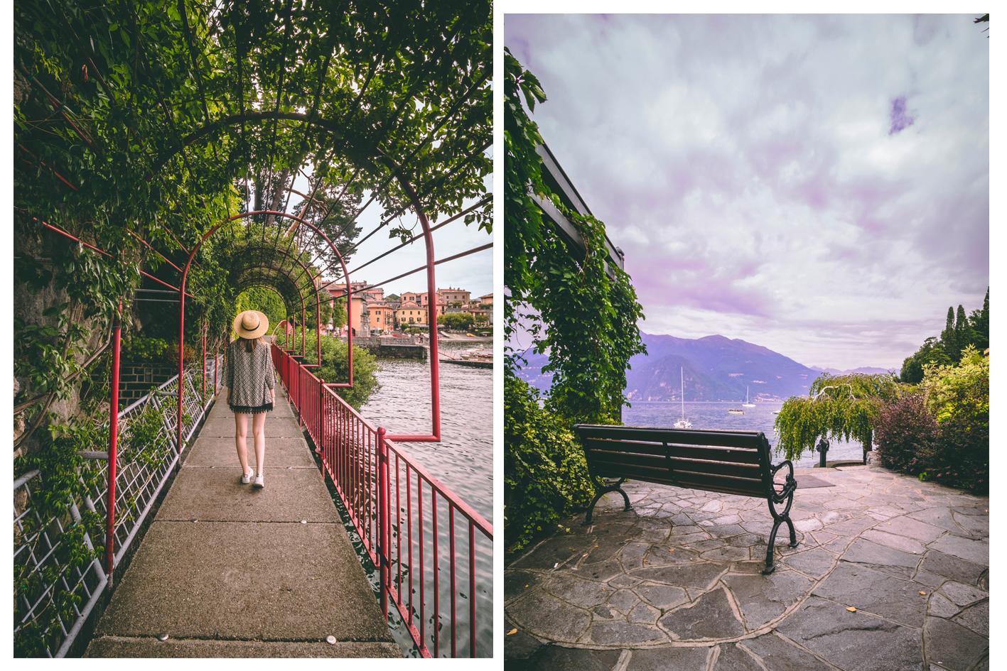 visiter Varenna lac de come