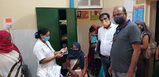 जालौन: गर्भवती की हुई प्रसव पूर्व जांच, अंतरा लगवाने को भी किया प्रेरित   प्रधानमंत्री सुरक्षित मातृत्व अभियान दिवस के साथ अंतरा दिवस का भी हुआ आयोजन