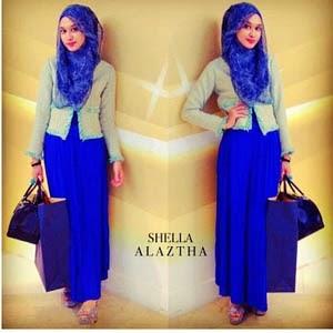 8 Inspirasi Model Baju Muslim Wanita Hijab Untuk Kantor