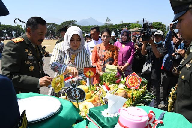 Pangdam IV Diponegoro: Perang Siber dan Informasi Bisa Merusak Kehidupan Bermasyarakat