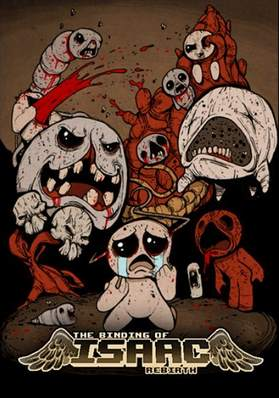 The Binding of Isaac Rebirth PC Full