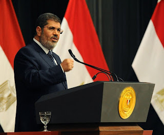 Ia adalah Mohamed Morsi Issa al-Ayyat