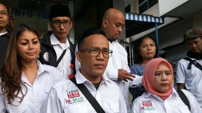 Relawan Jokowi Tuding Eks FPI dan HTI Sengaja Hembuskan Wacana Presiden 3 Periode