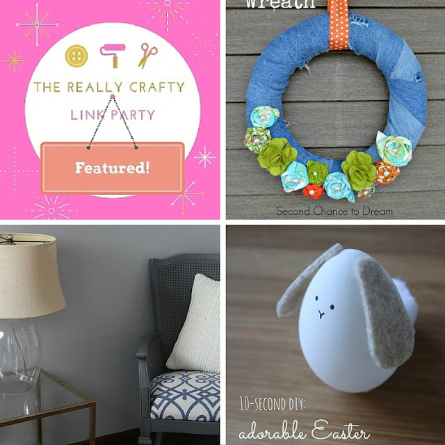 the really crafty link party features