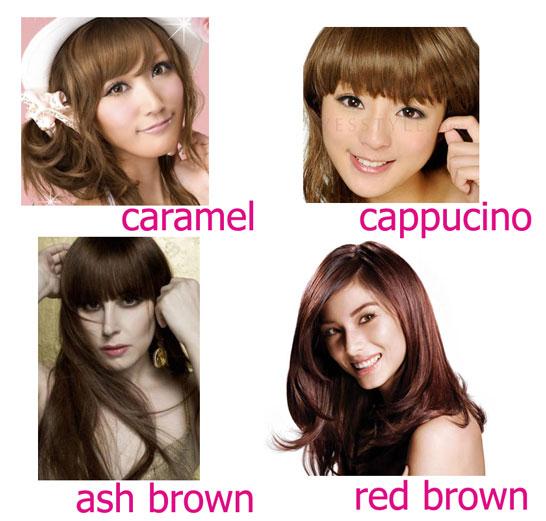 rambut warna dark brown - photo #12