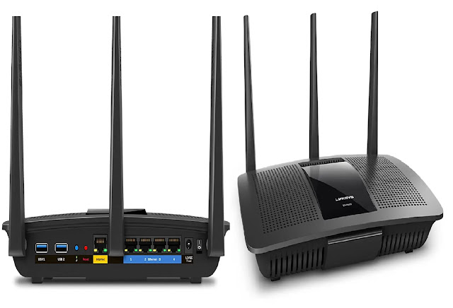 Linksys EA7500 WiFi Router